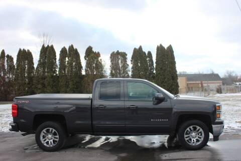 2015 Chevrolet Silverado 1500 for sale at D & B Auto Sales LLC in Washington Township MI