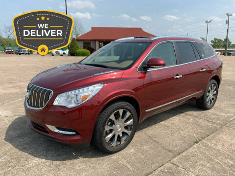 2017 Buick Enclave for sale at Bennett Motors, Inc. in Mayfield KY