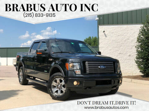 2012 Ford F-150 for sale at Car Time in Philadelphia PA