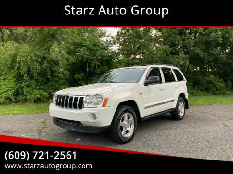 2005 Jeep Grand Cherokee for sale at Starz Auto Group in Delran NJ