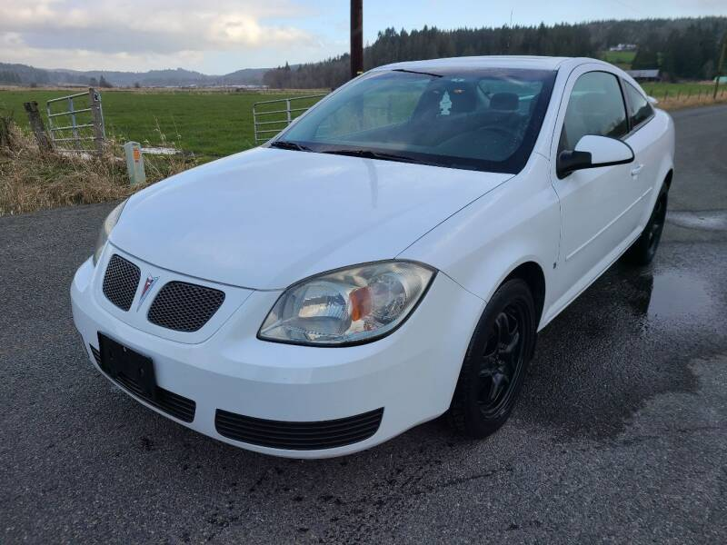 2007 Pontiac G5 for sale at State Street Auto Sales in Centralia WA
