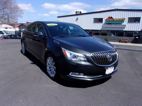 2012 Buick LaCrosse for sale at Dorman's Auto Center inc. in Pawtucket RI