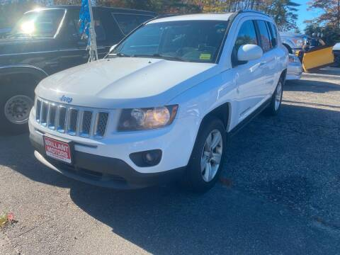 2014 Jeep Compass for sale at Brilliant Motors in Topsham ME