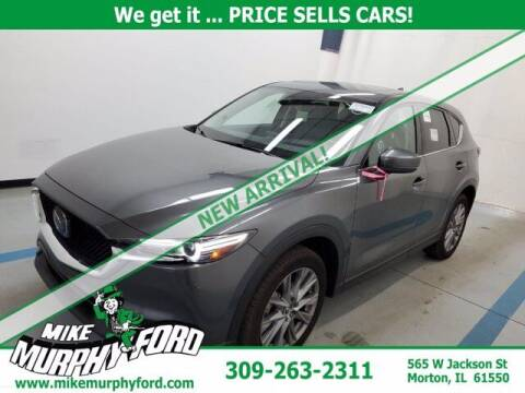 2019 Mazda CX-5 for sale at Mike Murphy Ford in Morton IL