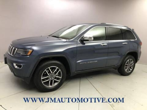2020 Jeep Grand Cherokee for sale at J & M Automotive in Naugatuck CT