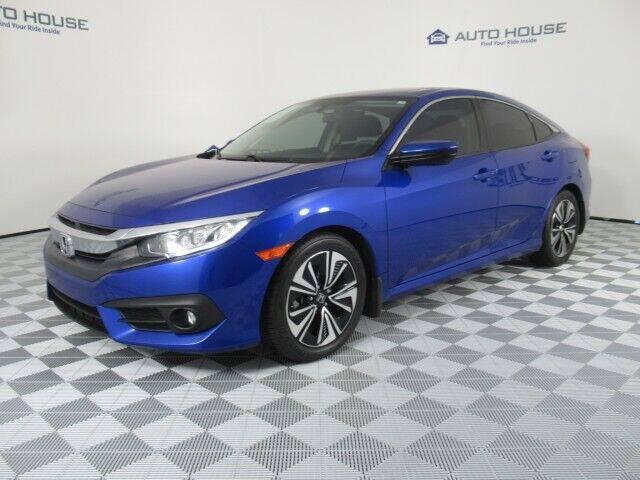 2017 Honda Civic for sale at AUTO HOUSE TEMPE in Tempe AZ