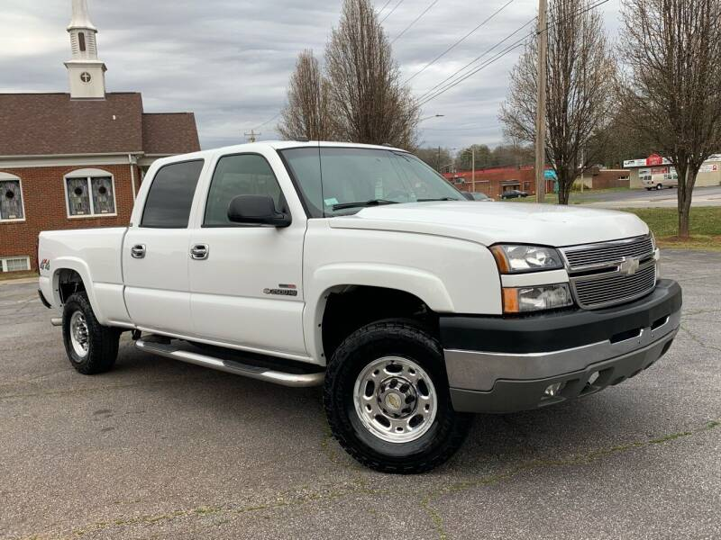 2005 Chevrolet Silverado 2500HD for sale at Mike's Wholesale Cars in Newton NC
