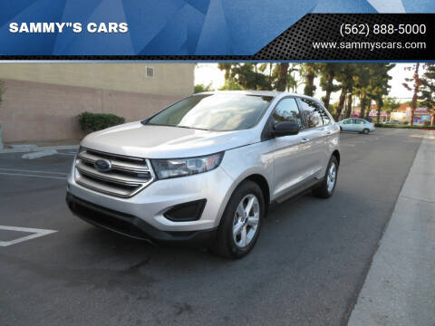 "2015 Ford Edge for sale at SAMMY""S CARS in Bellflower CA"