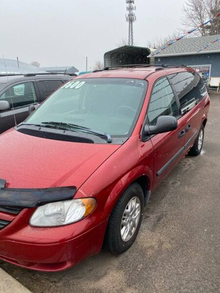 2005 Dodge Grand Caravan for sale at Engels Autos Inc in Ramsey MN
