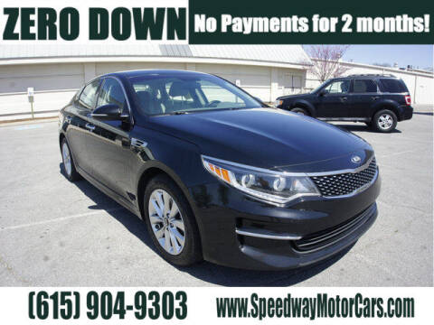 2016 Kia Optima for sale at Speedway Motors in Murfreesboro TN