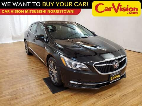 2017 Buick LaCrosse for sale at Car Vision Mitsubishi Norristown in Trooper PA