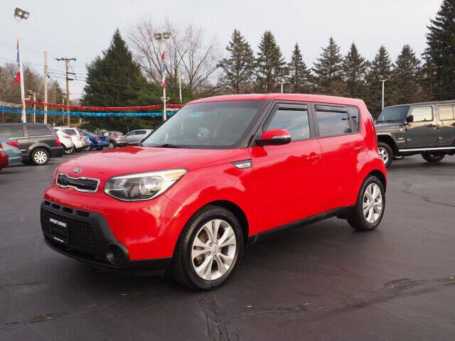 2014 Kia Soul for sale at Patriot Motors in Cortland OH