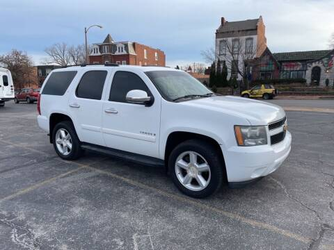 2008 Chevrolet Tahoe for sale at DC Auto Sales Inc in Saint Louis MO
