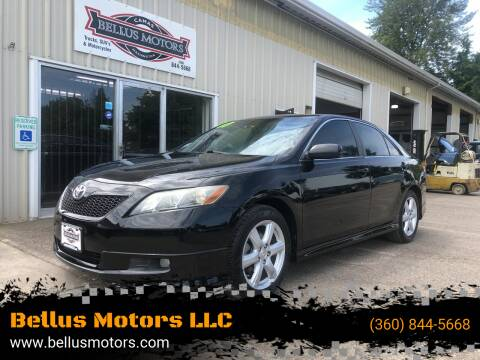 2007 Toyota Camry for sale at Bellus Motors LLC in Camas WA