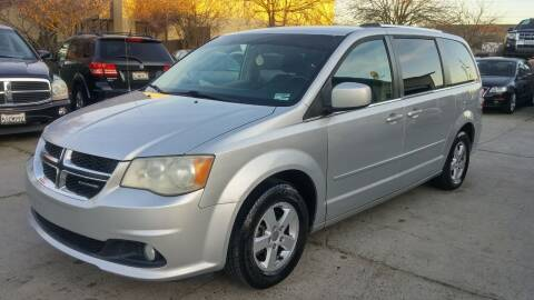 2011 Dodge Grand Caravan for sale at Carspot Auto Sales in Sacramento CA