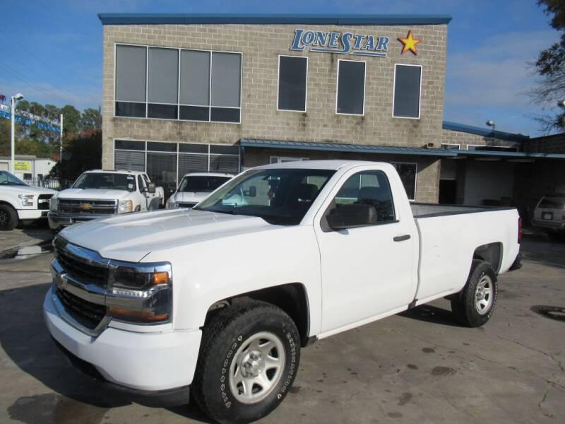 2016 Chevrolet Silverado 1500 for sale at Lone Star Auto Center in Spring TX