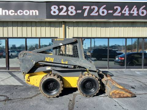 2005 New Holland LS185.B for sale at AutoWorld of Lenoir in Lenoir NC