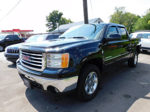 2012 GMC Sierra 1500 for sale at WOOD MOTOR COMPANY in Madison TN
