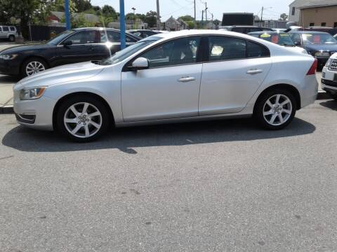 2015 Volvo S60 for sale at Nelsons Auto Specialists in New Bedford MA