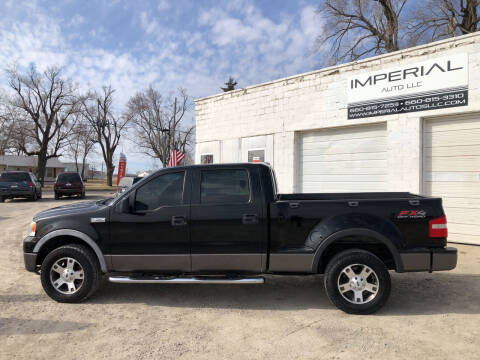 2006 Ford F-150 for sale at Imperial Auto of Slater in Slater MO