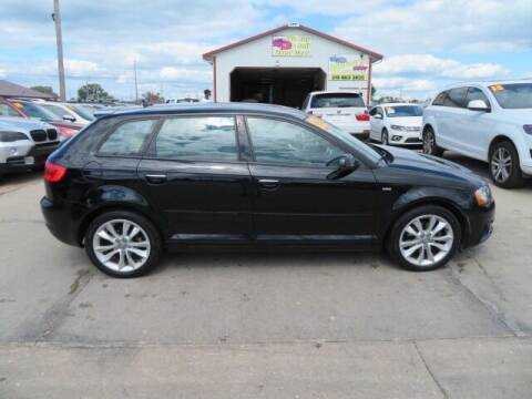 2012 Audi A3 for sale at Jefferson St Motors in Waterloo IA