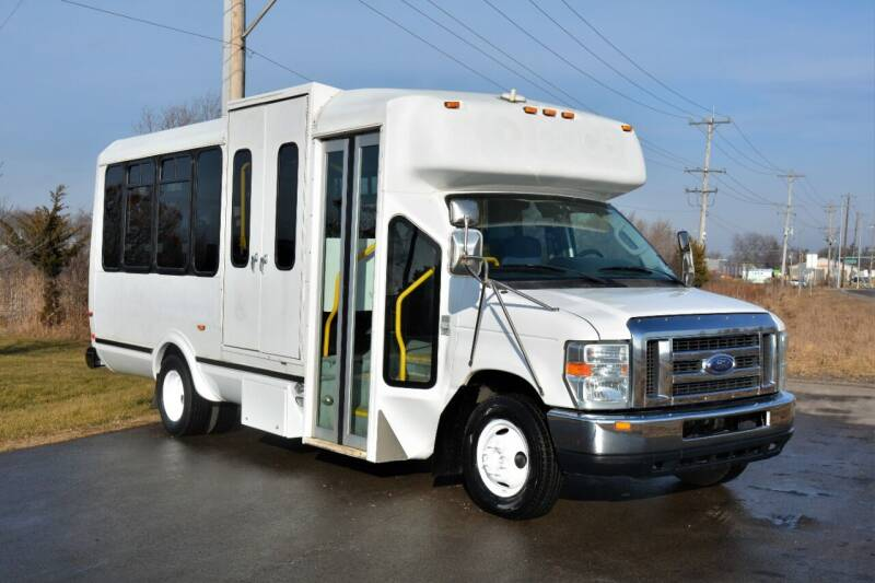 2010 Ford E-450 for sale at Signature Truck Center in Lake Village IN