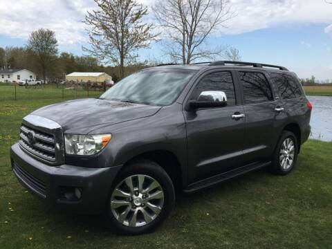2011 Toyota Sequoia for sale at K2 Autos in Holland MI