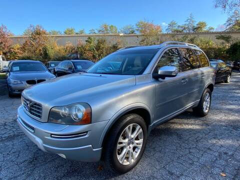 2013 Volvo XC90 for sale at Car Online in Roswell GA