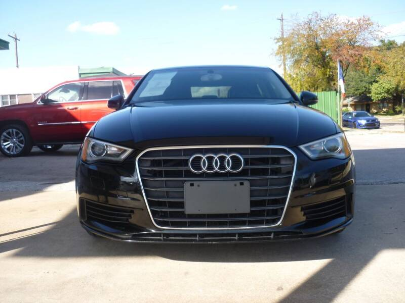 2015 Audi A3 for sale at Auto Outlet Inc. in Houston TX