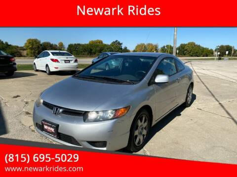2006 Honda Civic for sale at Newark Rides in Newark IL