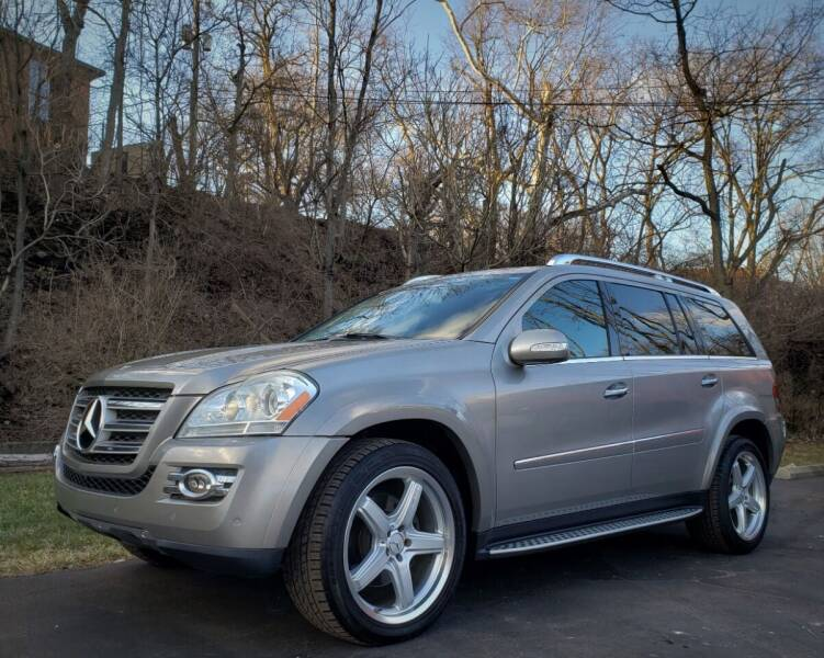 2008 Mercedes-Benz GL-Class for sale at The Motor Collection in Columbus OH