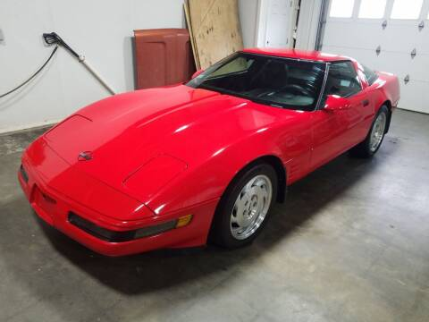 1993 Chevrolet Corvette for sale at Hometown Automotive Service & Sales in Holliston MA