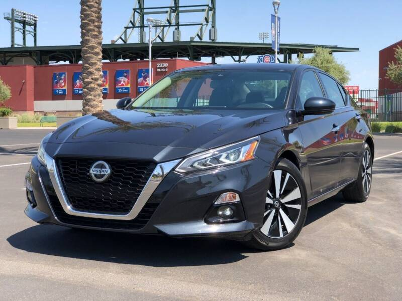 2019 Nissan Altima for sale at AKOI Motors in Tempe AZ