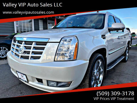 2010 Cadillac Escalade EXT for sale at Valley VIP Auto Sales LLC in Spokane Valley WA