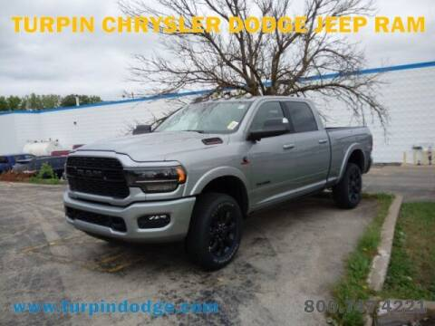 2022 RAM Ram Pickup 2500 for sale at Turpin Dodge Chrysler Jeep Ram in Dubuque IA