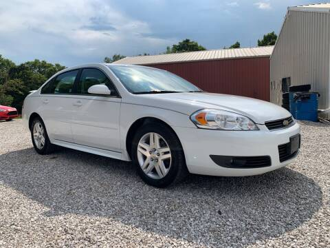 2011 Chevrolet Impala for sale at 64 Auto Sales in Georgetown IN