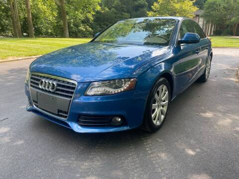 2009 Audi A4 for sale at Bowie Motor Co in Bowie MD