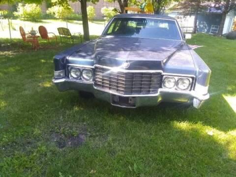 1969 Cadillac Fleetwood for sale at Classic Car Deals in Cadillac MI