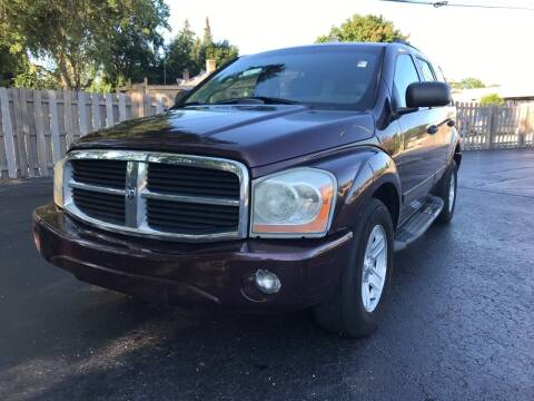 2004 Dodge Durango for sale at Petite Auto Sales in Kenosha WI