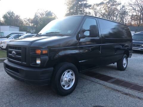 2014 Ford E-Series Cargo for sale at AMA Auto Sales LLC in Ringwood NJ