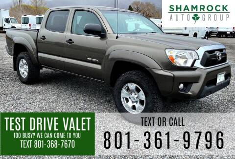 2014 Toyota Tacoma for sale at Shamrock Group LLC #1 in Pleasant Grove UT