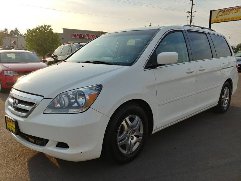 2007 Honda Odyssey for sale at Canyon Auto Sales in Orem UT