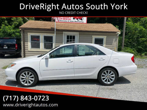 2004 Toyota Camry for sale at DriveRight Autos South York in York PA