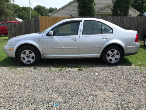 2002 Volkswagen Jetta for sale at ALL Motor Cars LTD in Tillson NY
