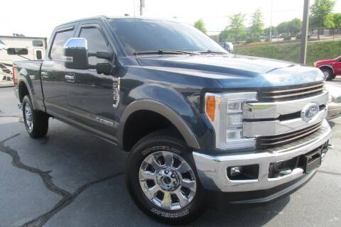 2018 Ford F-350 Super Duty for sale at Tilleys Auto Sales in Wilkesboro NC