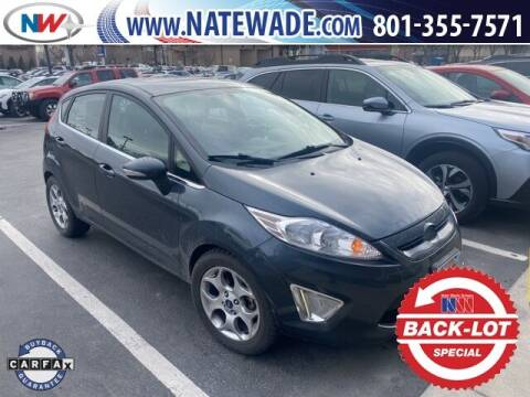 2011 Ford Fiesta for sale at NATE WADE SUBARU in Salt Lake City UT