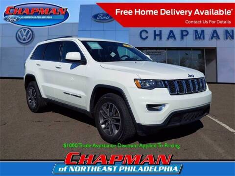 2018 Jeep Grand Cherokee for sale at CHAPMAN FORD NORTHEAST PHILADELPHIA in Philadelphia PA