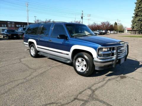 1997 Chevrolet Suburban for sale at Tower Motors in Brainerd MN