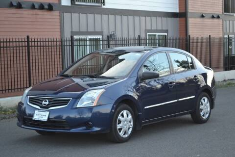 2010 Nissan Sentra for sale at Skyline Motors Auto Sales in Tacoma WA