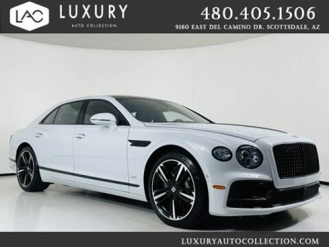 2020 Bentley Flying Spur for sale at Luxury Auto Collection in Scottsdale AZ